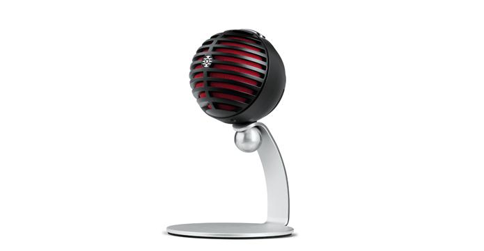 Acessório para PCs permite gravação de vozes e instrumentos musicais (Foto: Divulgação/Shure)