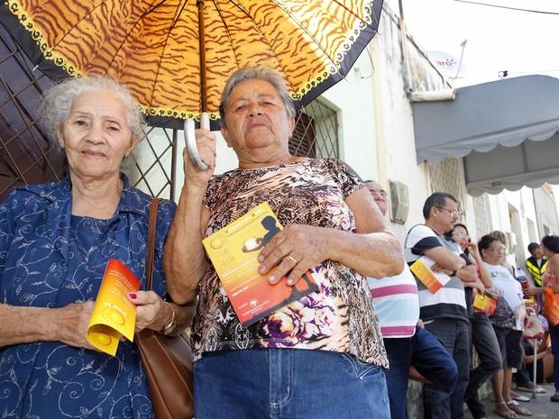 No ano passado, mais de mil pessoas participaram do mutirão na capital potiguar (Foto: Sociedade Brasileira de Dermatologia no Rio Grande do Norte/Divulgação)