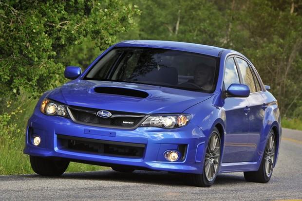 Subaru Impreza WRX 2011 (Foto: Divulgação)