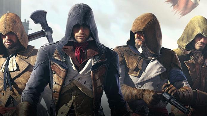 Adicionar usuários que jogaram recentemente com você pode causar sérios bugs em Assassins Creed: Unity (Foto: Cinema Blend)