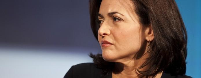 Diretora de operações do Facebook, Sheryl Sandberg, admite que pesquisa foi falta de comunicação (Foto: Reprodução/The Next Web)