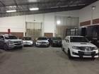 Polícia prende suspeitos de grupo criminoso e apreende carros de luxo