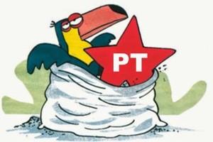 Tucanos e petistas (Foto: Arquivo Google)