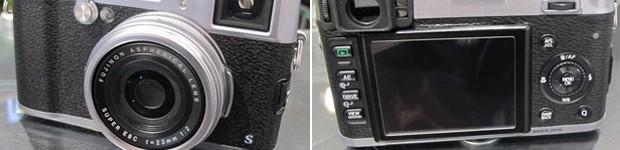 Câmeras digitais correm atrás dos smartphones na CES 2013 (Daniela Braun/G1)