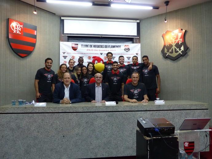 Projeto de esportes olímpicos do Flamengo finaliza doações no dia 28 d2ad7db7aaf8f