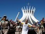 Vanderlei Cordeiro de Lima é o escolhido para acender a pira olímpica