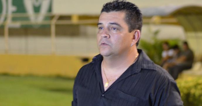 Fernando Dourado (Foto: Thiago Barbosa)