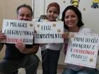 'A medulinha pegou', celebra pais em MG após transplante da filha