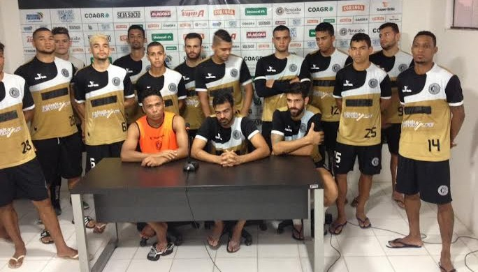 Jogadores do ASA (Foto: Divulgação)