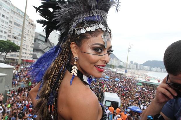 Juliana Paes (Foto: Marcos Fernandes / Agnews )
