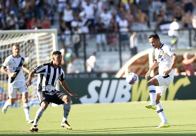 Nenê Vasco x Botafogo (Foto: André Durão / GloboEsporte.com)