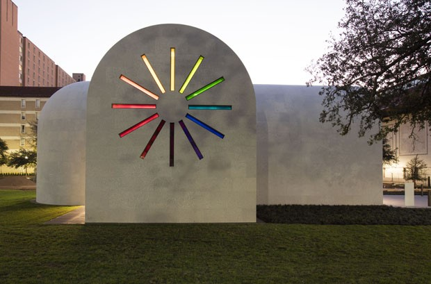 Ellsworth Kelly's Austin at the Blanton Museum of Art in Austin, Texas (Foto: Divulgação)