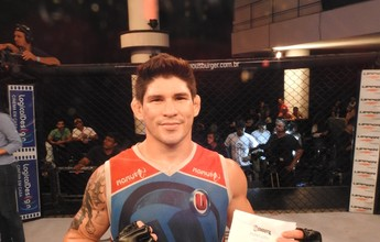 Dileno Lopes finaliza no primeiro round e vence luta principal do Shooto 70