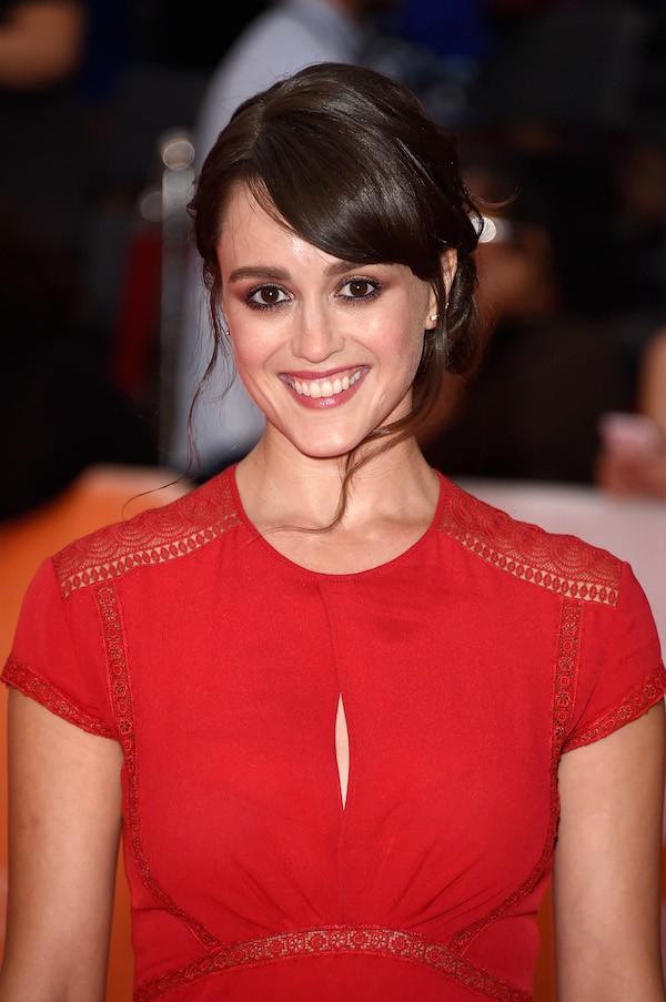 A atriz Heather Lind (Foto: Getty Images)