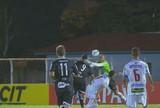 Com gol relâmpago e desmaio, Vilhena e Ponte ficam no empate