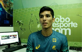 Prata no pan-americano juvenil, atleta do Sport projeta futuro no handebol
