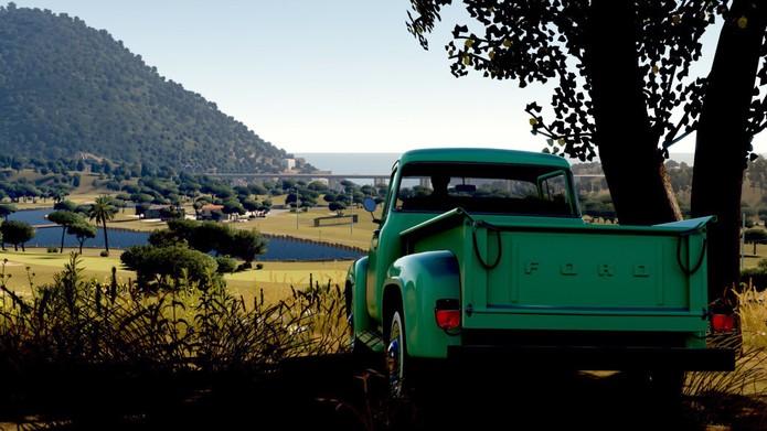 Encontrar carros em celeiros é uma boa alternativa em Forza Horizon 2 (Foto: Divulgação)