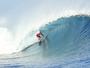 Medina bate Mineirinho nas quartas de final em batalha de tubos nas Ilhas Fiji