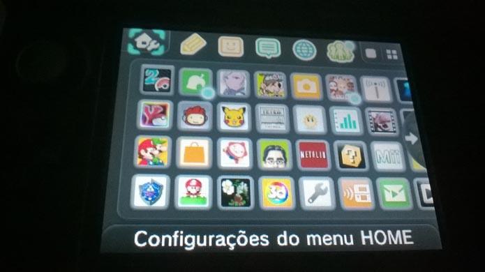 Abra as configurações (Foto: Reprodução/Murilo Molina)