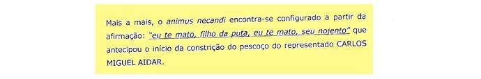 (editado) Parecer Comitê Ética São Paulo Página 7 (Foto: Arte: GloboEsporte.com)