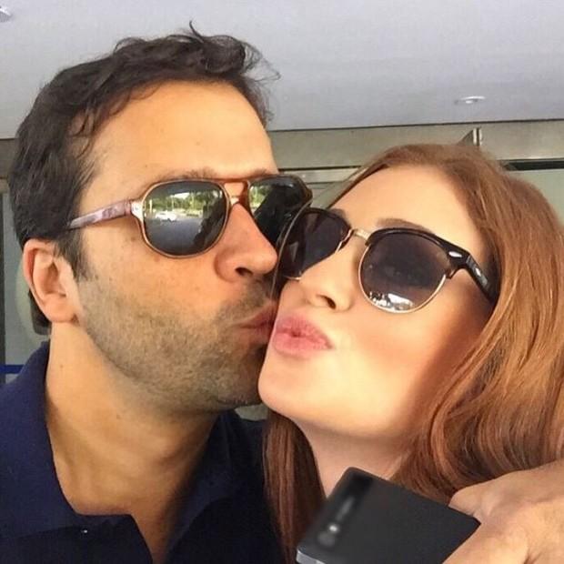 Caio Nabuco e Marina Ruy Barbosa (Foto: Instagram/Reprodução)