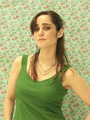 A cantora Julieta Venegas (Foto: Divulgação)