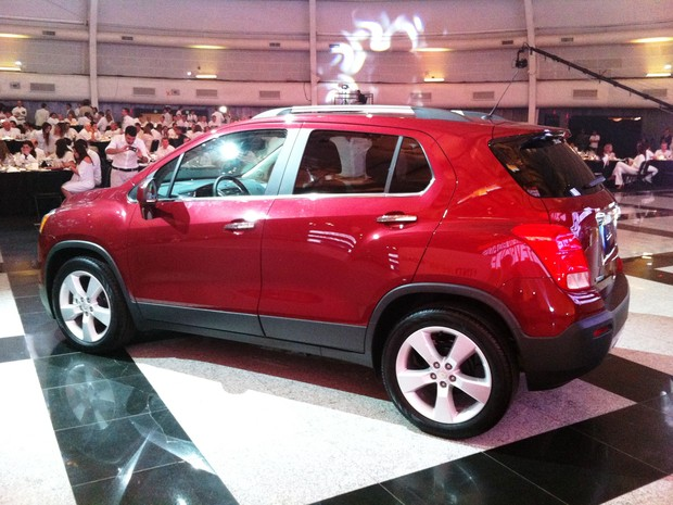 Chevrolet Tracker (Foto: Rodrigo Mora/G1)