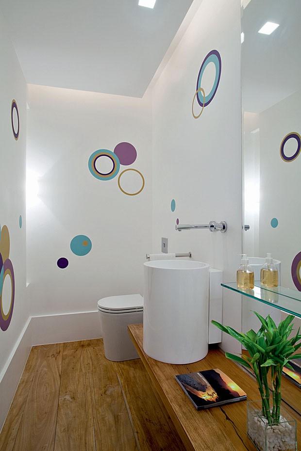 9 lavabos decorados com criatividade casa vogue interiores