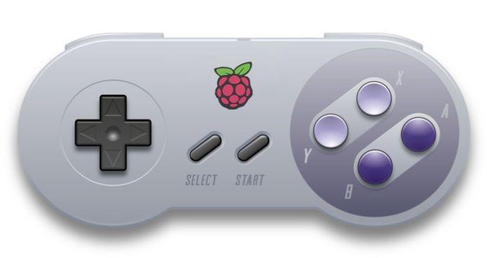 Controle do Pi Gamer (Foto: Reprodução/Kickstarter)
