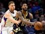 Pacers contam com retorno de Paul George em vitória sobre os Clippers