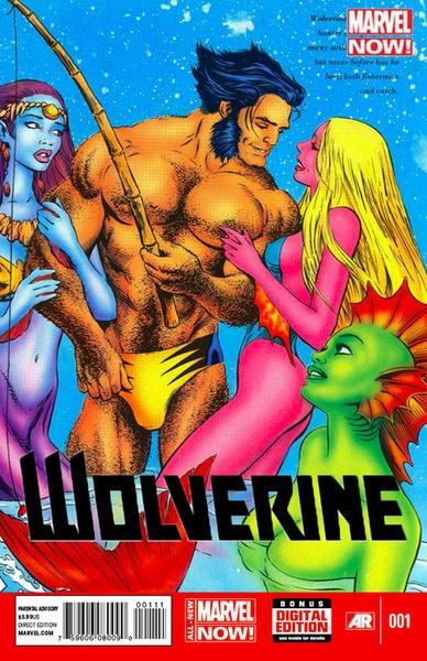 Wolverine (Foto: Reprodução)
