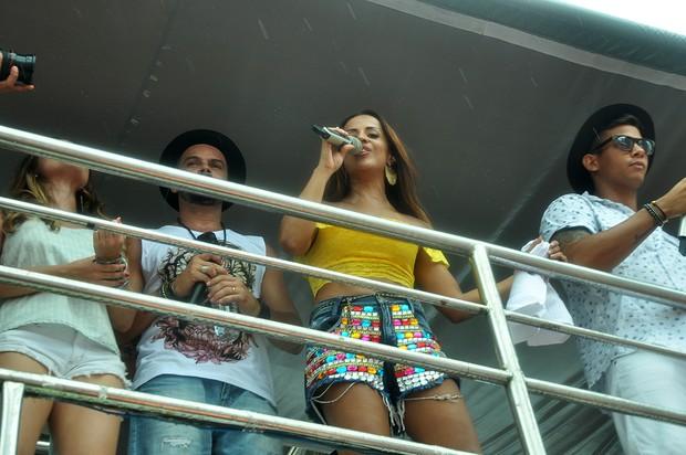 Lázaro Ramos e Taís Araújo comandam o Arrastão (Foto: Joilson Cesar/ EGO)