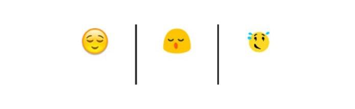 Este emoji representa alívio (Foto: Reprodução/Unicode)