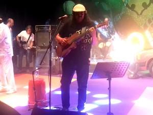 Para Moraes, longevidade do 'Acabou Chorare' é motivo para celebrar (Foto: Gabriel Gonçalves/G1 Bahia)