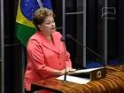 Dilma anuncia Chinaglia como novo líder do governo na Câmara
