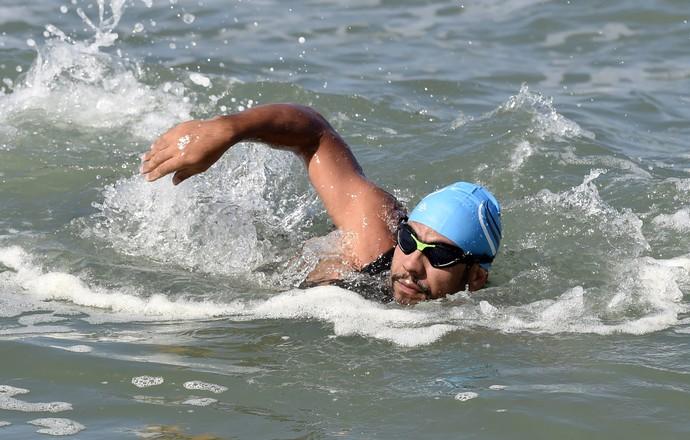 EuAtleta - Rumo ao ápice natação rafael (Foto: André Durão)
