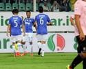 Gol contra após chute de Daniel Alves dá vitória ao Juventus sobre Palermo