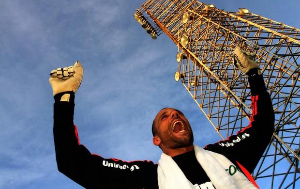 Diego Cavalieri Fluminense campeão (Foto: Nelson Perez / Flickr do Fluminense)