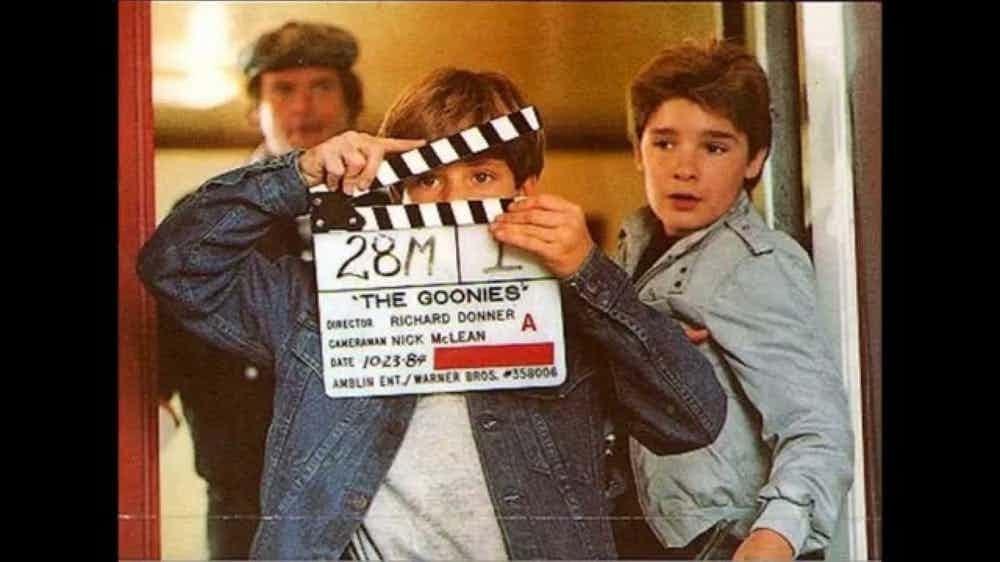 Os Goonies (1985) (Foto: Reprodução / YouTube)