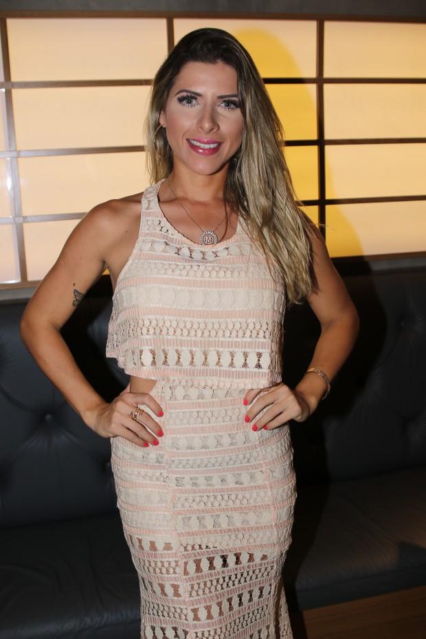 Ana Paula Minerato (Foto: Thiago Duran/AgNews )