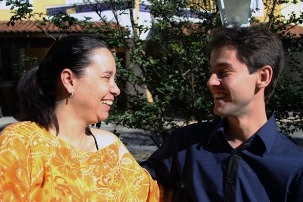 Madrasta doou rim para salvar vida do enteado em Goiânia (Foto: Adriano Zago/G1)