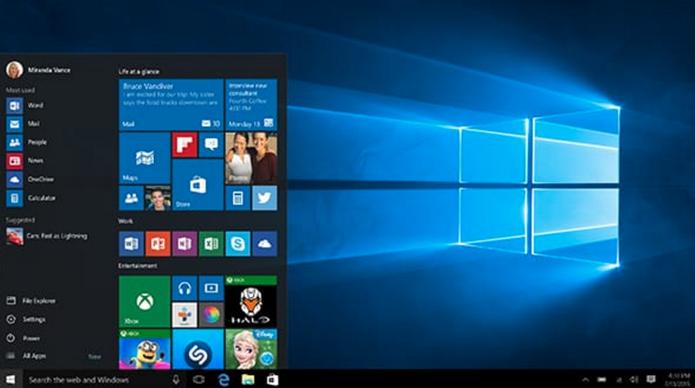 Como fazer upgrade da versão 32-bits para 64-bits do Windows 10 (Foto: Divulgação/Microsoft)