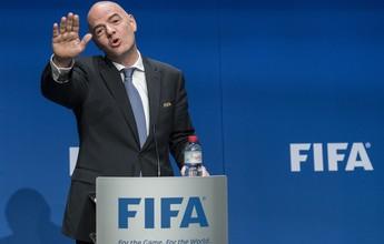 Infantino diz que Fifa vai incentivar candidaturas conjuntas para a Copa