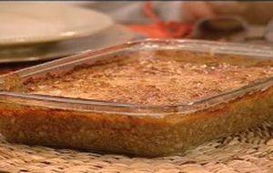 Batata-baroa à bolonhesa