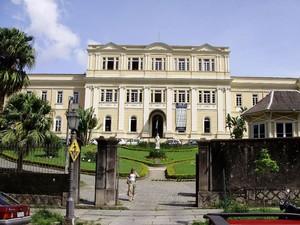 Universidade Católica de Petrópolis (UCP) - Campus Benjamin Constant (Foto: Divulgação)