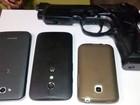 Dupla é presa após roubar celulares com pistola falsificada em Piracicaba