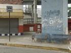 Estudantes reclamam de assaltos em ponto de ônibus em Cachoeira, SP
