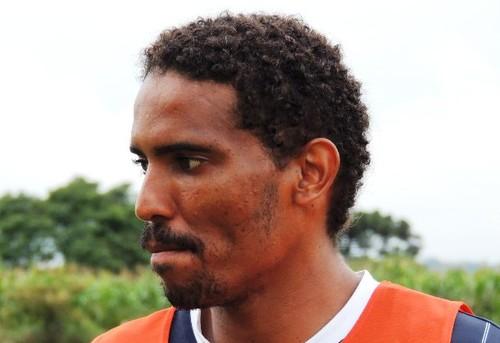 Rafael Lima zagueiro Chapecoense (Foto: Renan Koerich)