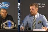 Conor McGregor afirma que vai roubar cinturão de Aldo novamente na luta