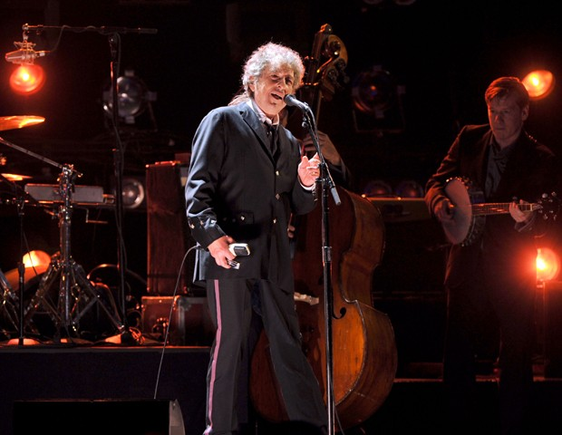 Bob Dylan ao vivo (Foto: Getty Images)